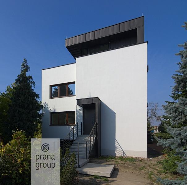 Dom-kostka we Wrocławiu -- po przebudowie (wejście)
